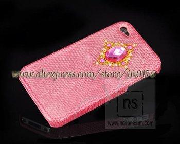 For iPhone 4 Rhinestone Case