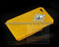 For iPhone 4 Diamond Rhinestone Case