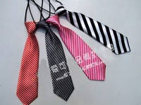 Children's tie/baby tie (dazzle colour  free shipping