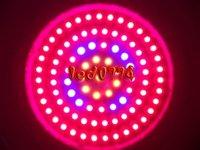 led grow light LED 90W 90 Watts UFO Triband R+B+O 7:1:1 Plant Grow Light 630nm 460nm 610nm