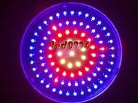 led grow light LED 90W Tri-band  90 Watts UFO Hydroponic B+R+O 6:2:1 Plant Grow Light 630nm 460nm 610nm