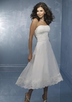 2010 custom-made -Line EAdmirable Wedding Dresses sexy Evening Dress (EV010