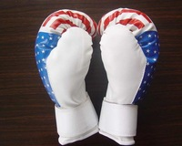 Children's boxing gloves, environment-friendly fabric free shipping