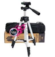 Free shipping Pro  WT-3110A Tripod For Canon Sony Nikon Kodak Pentax Finpix Panasonic Olympus+bag