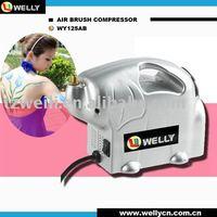 10% OFF WY125AB  Mini Air Brush Compressor