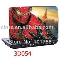 200pcs/lot laptop skin notebook plastic sticker film