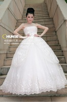 multilayer bridal wedding dress elegance evening gown