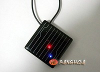 Solar energy, necklace, touch mp3, mp3 digital player 2GB FREESHIPPING