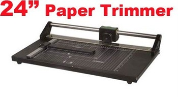 24'' Rotary Paper Cutter