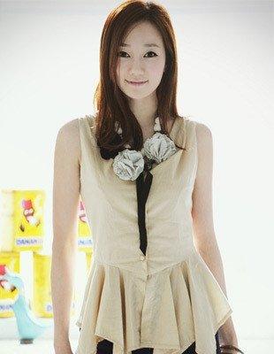 mulheres coreanas sz único sem mangas cintura fina corte shirts(China (Mainland))