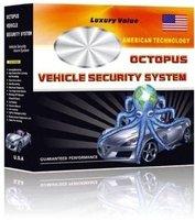 octopus car alarm (HOT SALE)