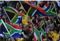 30pcs/lotsSouth African cup Vuvuzela Large horn fans horn wholesale loudspeakers
