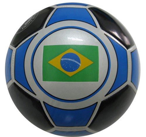 free shipping 2014 club team soccer ball & football, brazil