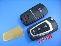 Kia Cerato Flip Remote Key Shell 4 button (3+1)