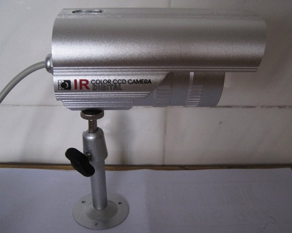 "Infrared Waterproof CCTV Camera with 1/3"" sony CCD"