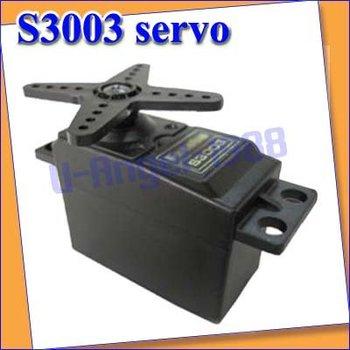 5pcs/lot Futaba S3003 Servo Fit hpi rc10 tc3 xxxt Plane NIB CAR +Free shipping