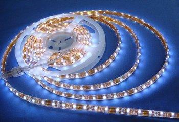 5050 LED strip, 3 chips 5050 SMD, 30/60/90/120/500cm in W/B/R/Y/G/WW/Pink/Purple