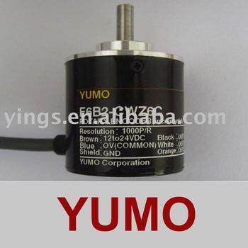 Rotary Encoder E6B2-CWZ6C Incremental encoder (40mm diamter body) similar Omron free shipping!!!