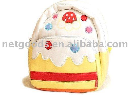 Nova chegada - saco criança Japão Linda Cartoon / packbag / packsack / mochila / Aslant Bag(China (Mainland))
