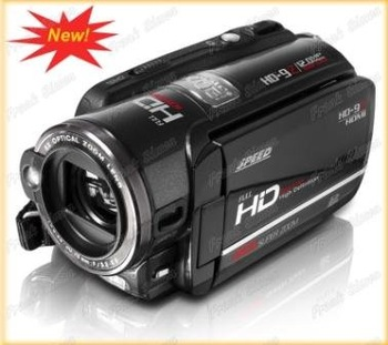 "New Arrival! 3"" FULL HD HD-9Z 1080P 12MP CMOS DIGITAL VIDEO CAMCORDER CAMERA Recorder DVR Professional DV Drop Shipping 2014"