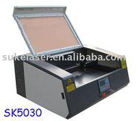 Mini Desktop Laser Cutting Machine With 40w laser tube