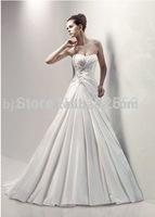 sweetheart wedding dress new hot selling
