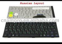 New Laptop keyboard for ASUS EeePC Eee PC 700 701 701SD 900 901 900hd 900A 2G 4G 8G Series Black Russian RU - MP-07C63SU-528