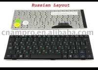 New Laptop keyboard for ASUS EeePC Eee PC 700 701 701SD 900 901 900hd 900A 2G 4G 8G Series Black Russian RU - MP-07C63SU-528