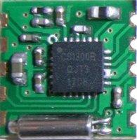 --DISCONTINUED--W/O MCU FM radio module TJ-CS1300