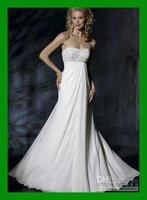 Charming wedding dresses online &   wedding dress 2010 Kayla Free shipping!!  New design bridal dress
