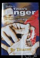 New Titan's Finger,magic tricks,magic sets,magic props,magic products,magic toys,magic show