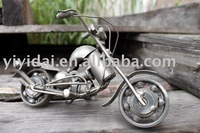 Free shipping New 100% Hand made Designer metal art motorcycle model wholesale Retail