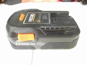 ridgid 18v r840084 herramienta eléctrica batería ni-mh edad