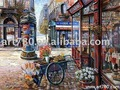 100% handpainted oil painting for wholesale on line,canvas modern oil painting,home decoration,impression painting