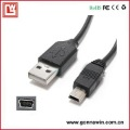 FREE SHIPPING/USB AM TO MINI 5P CABLE/USB Cable for NIKON UC-E4 Cable/Digital Camera Cable