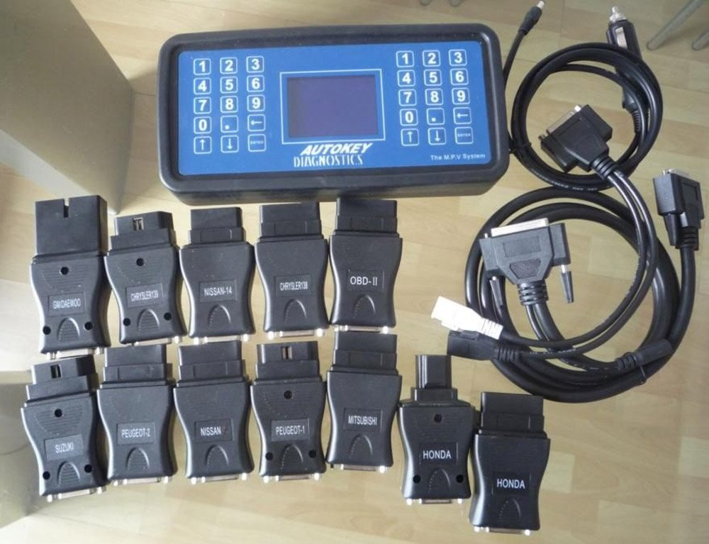 New version MVP Key Programmer(China (Mainland))