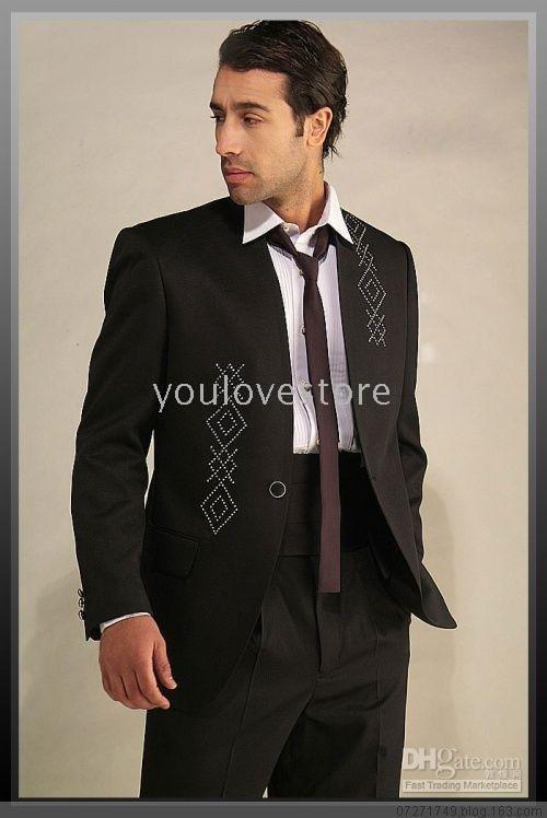 western style tuxedo