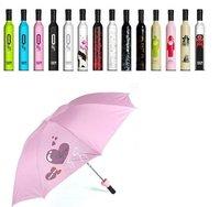 20pcs Free Shipping wine bottle umbrella