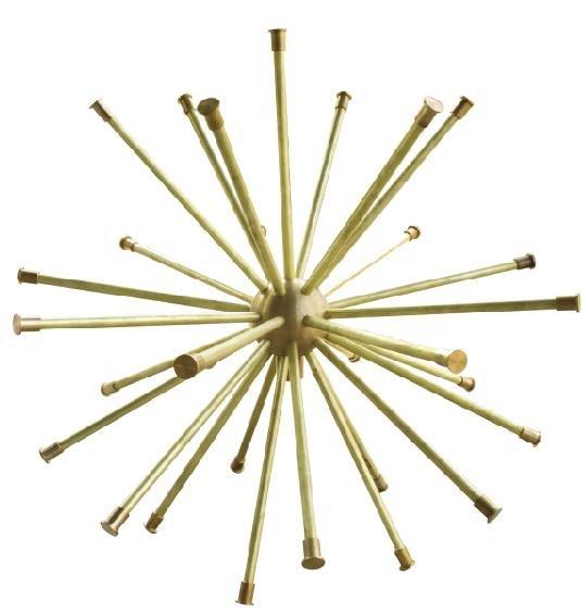 Garantido melhor 59 de bronze made de alta qualidade bola de cristal bico(China (Mainland))