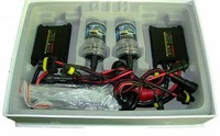 Free shipping !Auto HID KIT with H4-2 (high/low= xenon/halogen ) bulb +Slim ballast+14months warranty