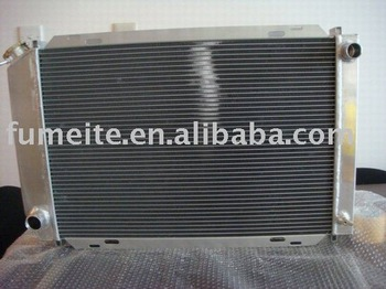 79-93 Mustang 3 Rows Manual ALUMINUM Radiator