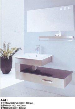 New  style stainless steel bathroom vanity