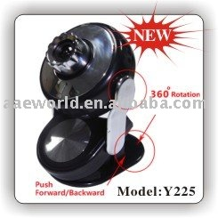 webcam,pc webcam,pc camera,latest webcam,web cam,computer accessory,Y225,with 360 degree rotation,HOT sale