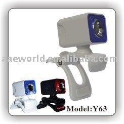 webcam,pc webcam,pc camera,web cam,computer accessory,different color to choose,Y63,hot sale