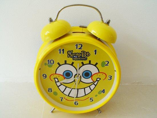 Clock Cartoon Clock Cute Clock Alarm Clock
