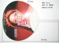 Wholesale & Free Shipping pp fan, pp hand fan, advertising hand fan, advertising fan, promotional hand fan, Free Shipping