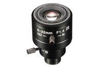 3.5-8mm manual varifocal IR board lens +all free shipping+manual iris+10pcs/lot