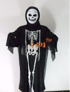 Wholesale Halloween Costume For Halloween Pumpkin Spirit DAY(China (Mainland))