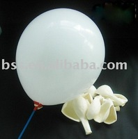 "Free shipping  200pcs/lot 10""  ROUND LATEX WEDDING CELEBRATION BALLOON WHITE"