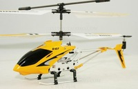 Mixed wholesale helicopter with Gyroscopes shatterproof large fixed-wing aircraft alloy no children's toys 3.5 channel